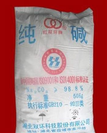 工业级国标纯碱